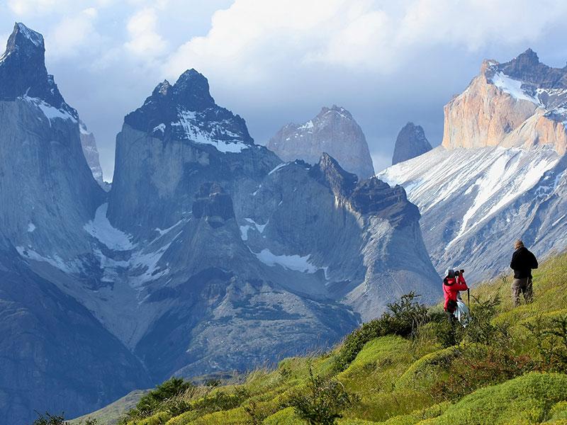 Het landschap van Chili dat u op reis tegenkomt is adembenemend.