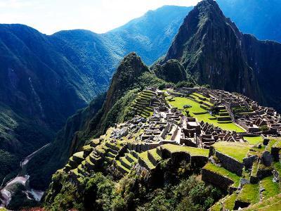 Machu Picchu is het hoogtepunt van uw rondreis Peru.