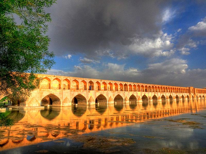 In Iran gaat u Isfahan uitgebreid bezoeken tijdens de rondreis