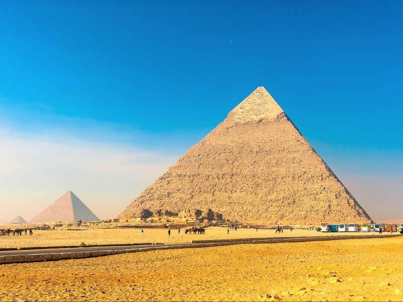 Egypte is prachtig land voor rondreizen