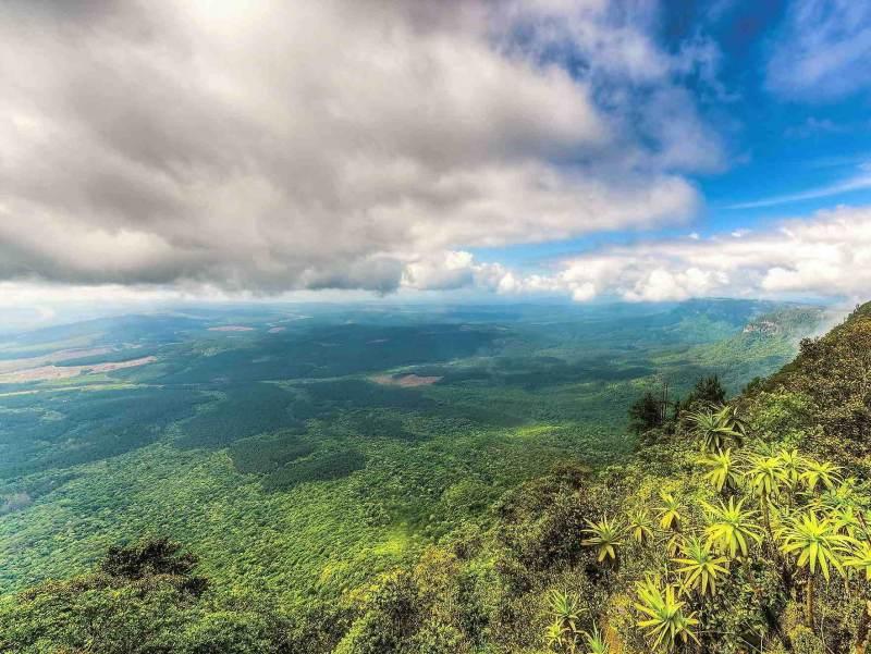 Reizen door Zuid-Afrika geeft prachtige uitzichten