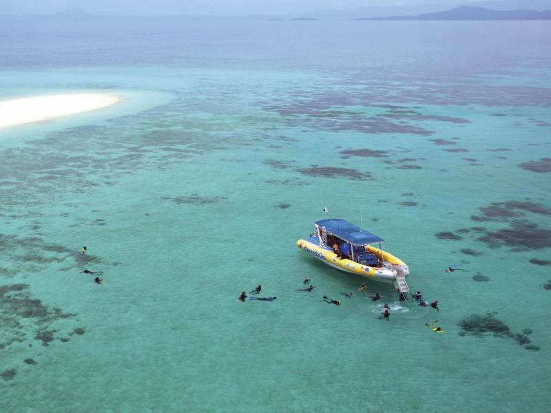Great Barrier Reef is the highlight van Australie