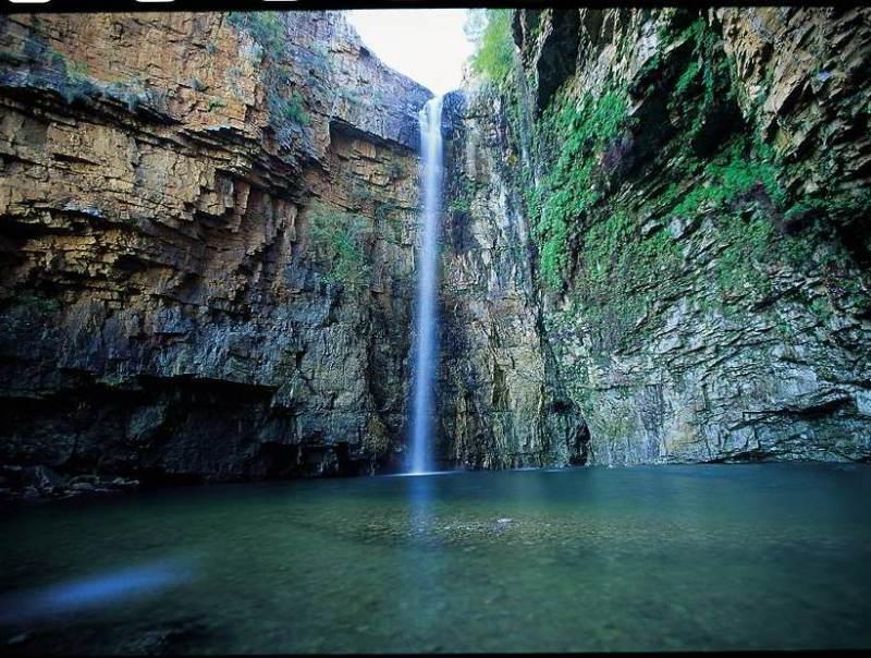 Ook de natuur is erg mooi in Australie