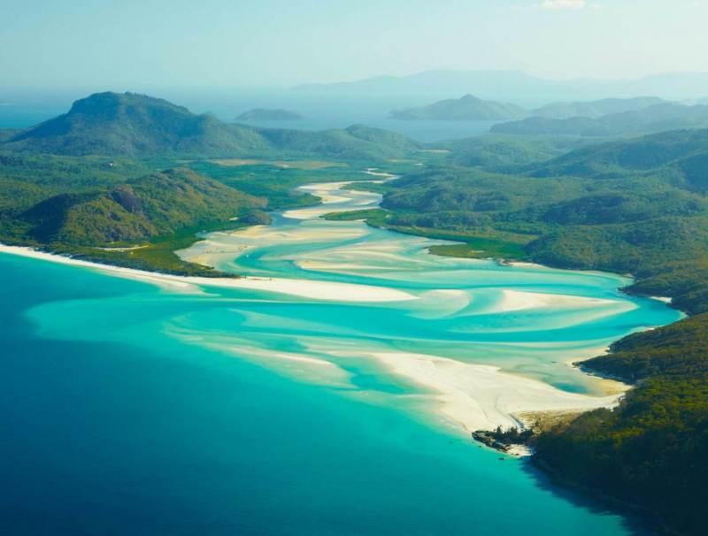 Whitsundays heeft de mooiste stranden