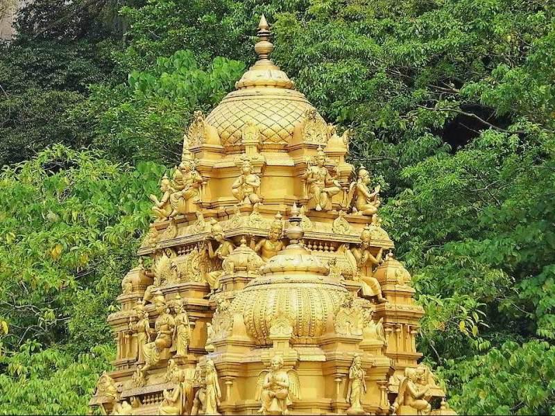 In alle rondreizen naar Maleisie bezoekt u tempels
