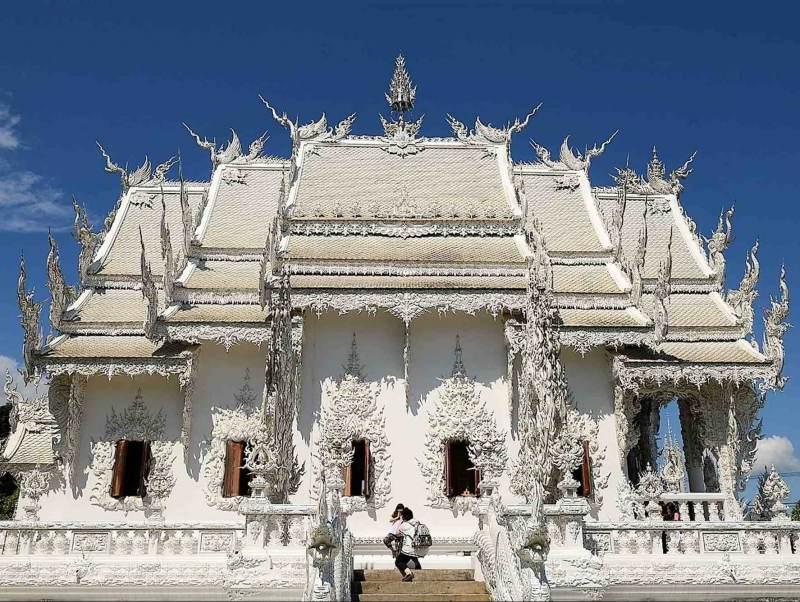 Thailands mooiste plek is Chiang Rai