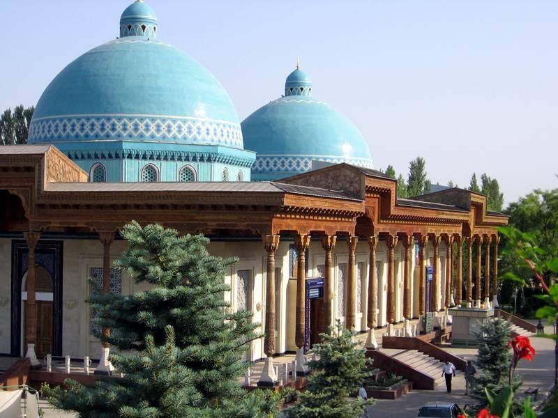 Uzbekistan heeft prachtige moskeeen