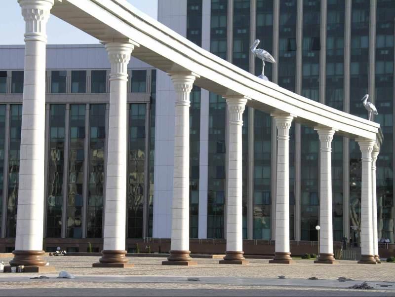 Tashkent is ook een heel belangrijke stad in Uzbekistan