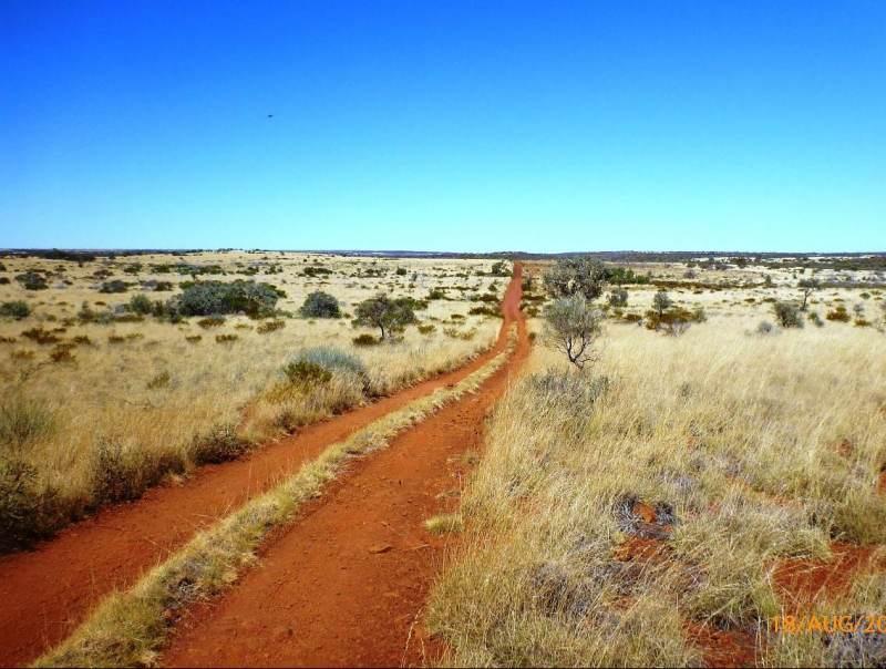 Bega de grote vlaktes van australie en verken het gebied d.m.v. deze rondreis
