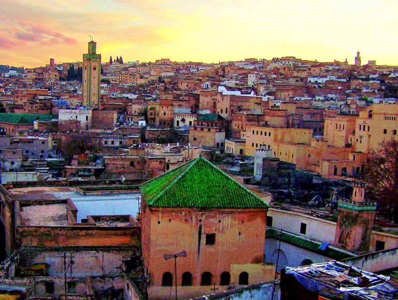 De levendige stad van Marrakesh staat altijd open voor toeristen