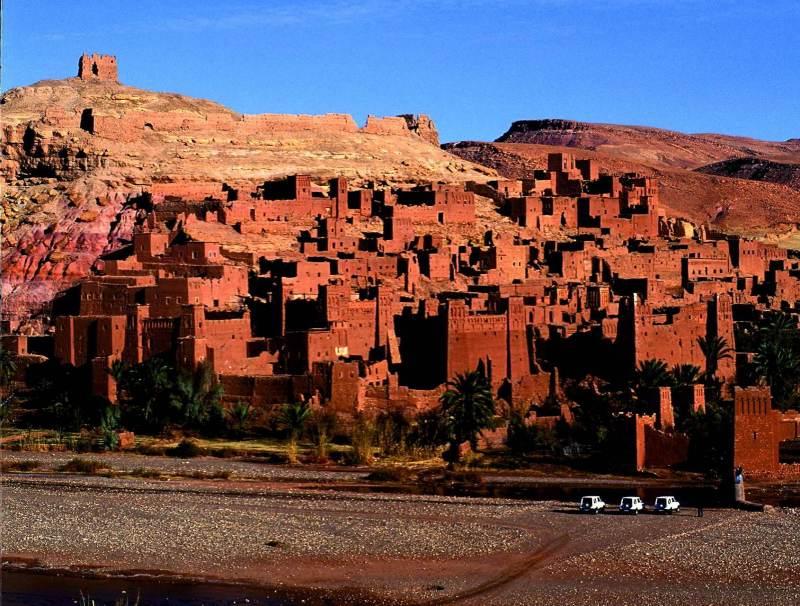 Kom tijdens uw rondreis langs de vele interessante steden die Zuid-Marokko te bieden heeft
