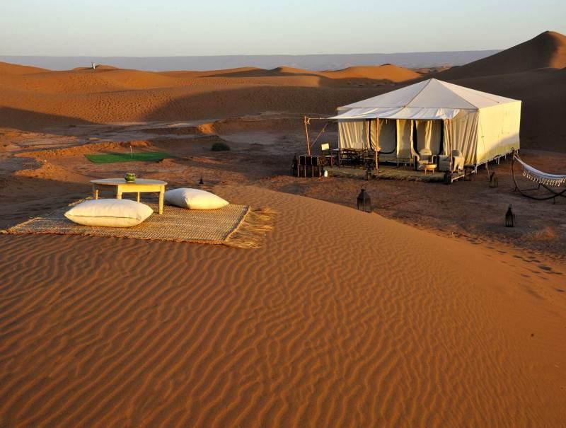 Ontdek het uiterste van de wereld tijdens uw rondreis in de sahara van Zagora