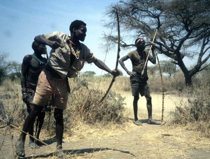 Tijdens de rondreis door Tanzania zult u ook in contact komen met de lokale stammen