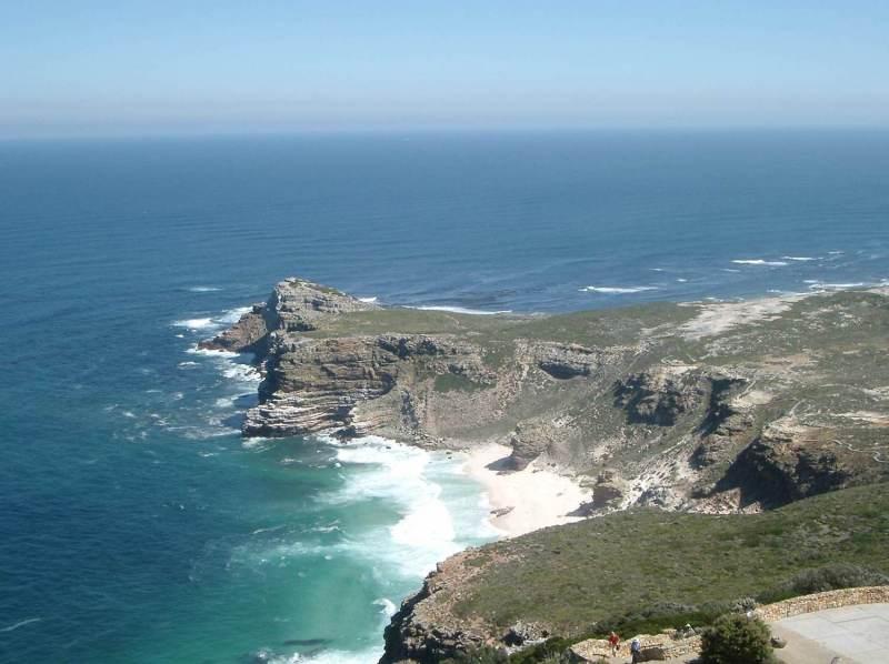 : Ook de hoofdstad Kaapstad kan natuurlijk niet vergeten worden met zijn grootse geschiedenis