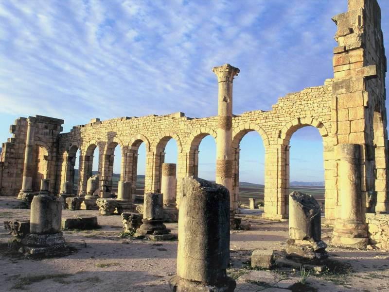 Bezichtig de oude ruines van Zuid-Marokko van dichtbij