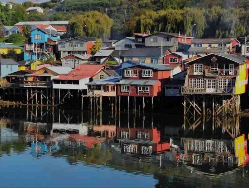 Huizen die te vinden zijn in Chili