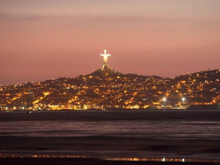 Het prachtige La Serena gelegen in Noord Chili