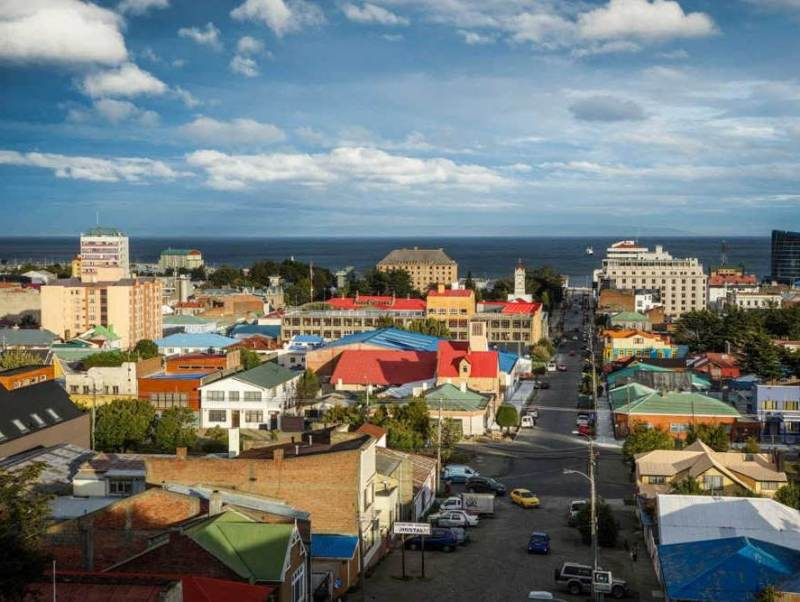 Punta Arenas een plaats die u gaat bezichtigen tijdens deze rondreis