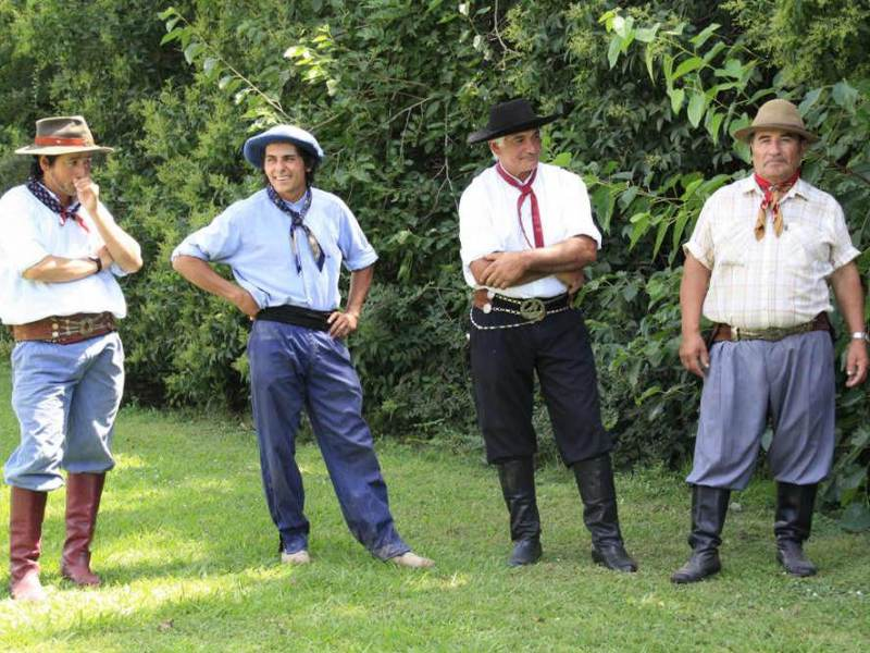 Mannelijke inwoners van Argentinie