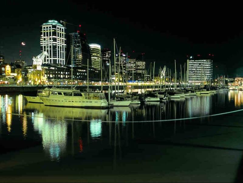 De hoofdstad van Argentinie Buenos Aires