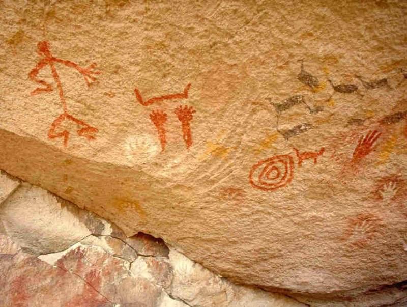 Muurschilderingen gemaakt in Argentinië