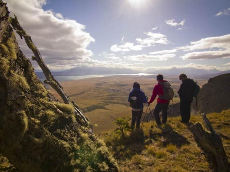 Chili en Argentinië zijn 2 geschikte bestemmingen om te wandelen