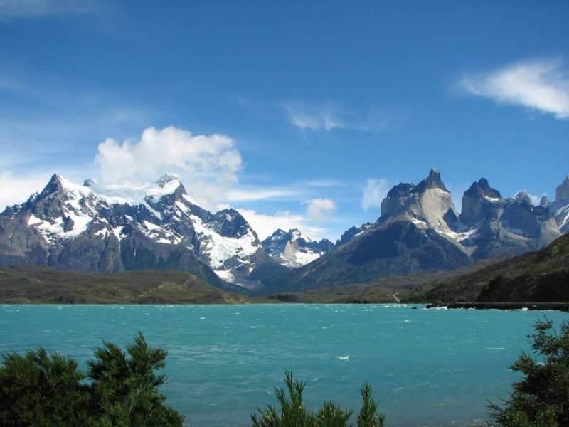 Het prachtige landschap dat u gaat tegenkomen in Torres del Paine tijdens uw rondreis door Patagonië