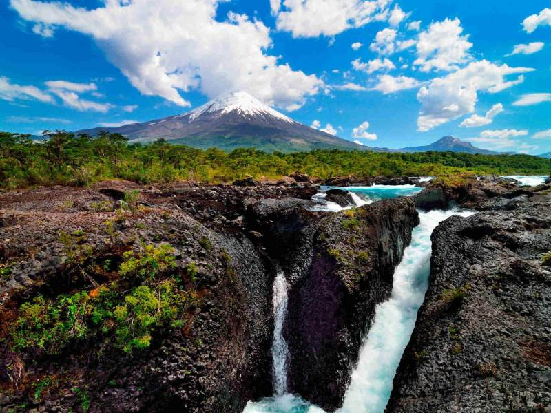 tijdens uw rondreis door chili en argentinië gaat u veel natuur zien