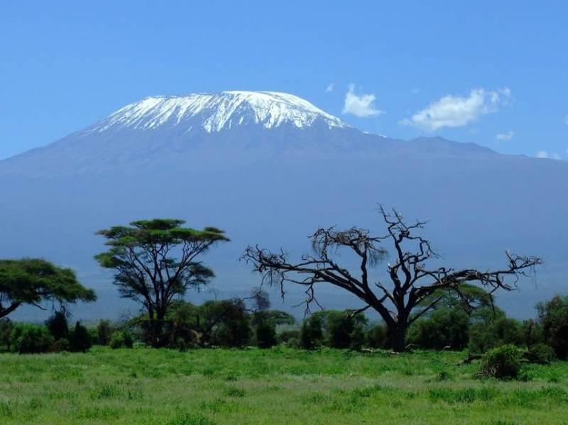 U zult tijdens uw rondreis door Tanzania in Kilimanjaro aankomen. Hier is een mooi gebergte te vinden.