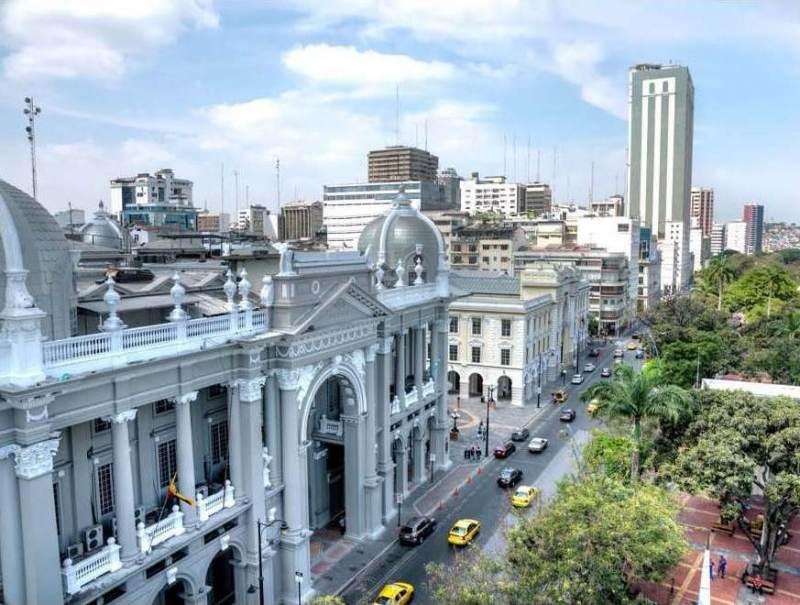 Guayaquil gelegen in Ecuador is een van de prachtige bestemmingen tijdens deze rondreis.
