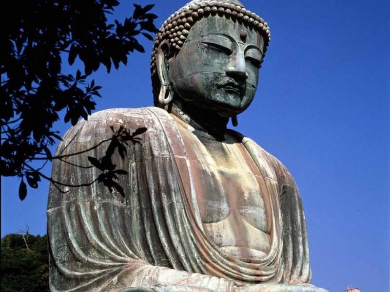 In Japan waar uw rondreis zal plaatsvinden is de Kamakura Daibutsu te bewonderen.