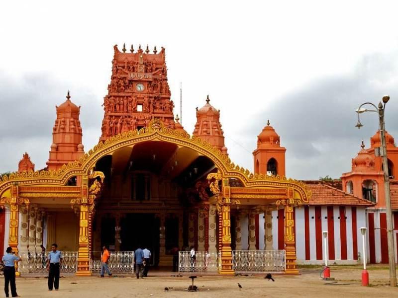 In Sri Lanka treft u tijdens uw rondreis zeer veel tempels aan.