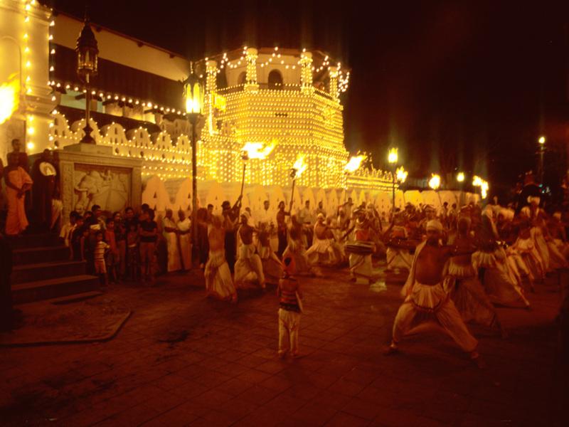 U gaat Kandy beozeken tijdens uw rondreis door Sri Lanka
