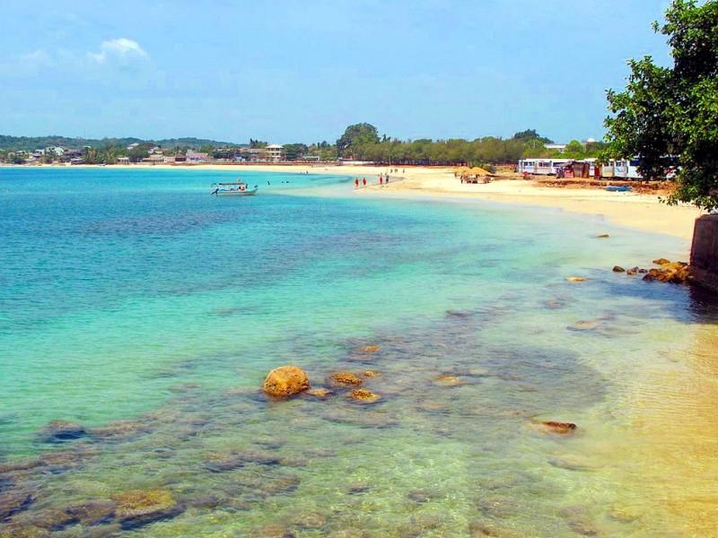 U gaat de plaats Trincomalee bezoeken tijdens uw rondreis door Sri Lanka.