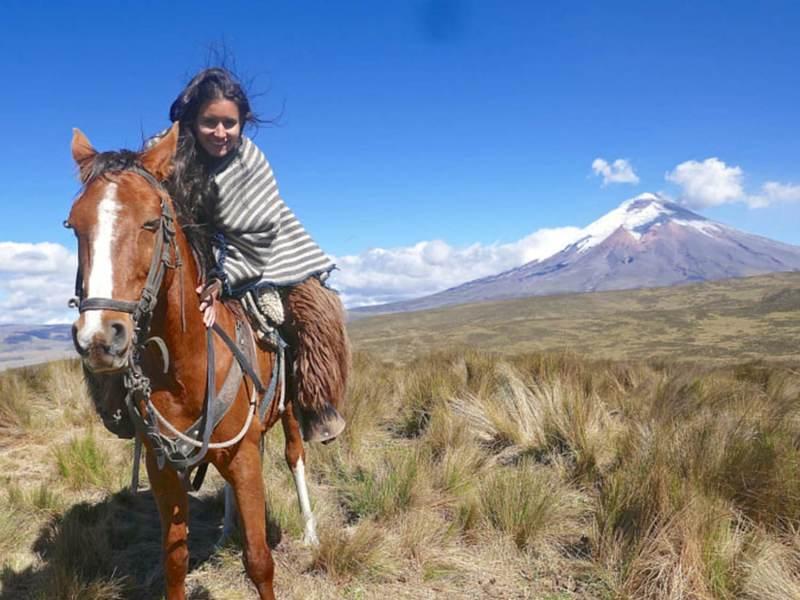 Tijdens uw rondreis door Ecuador maakt u kennis met het land.