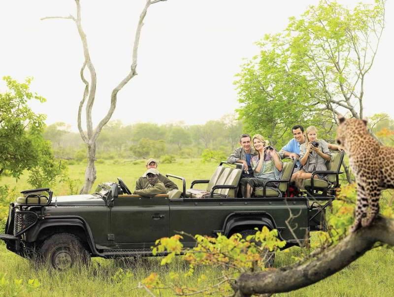 Wij bieden Safari rondreizen aan