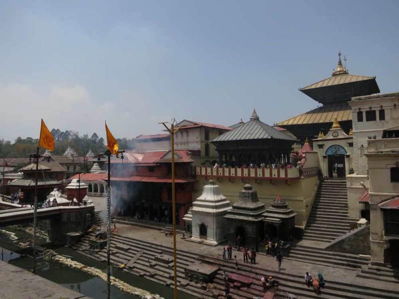 Nepal heeft vele tempels door het geloof dat er heerst in het land